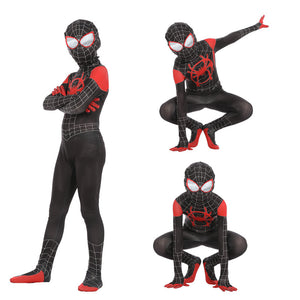 New Spider-Man Cosplay Onesies for Kids