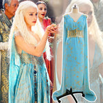 Game of Thrones Mother Of Dragons Cosplay Skirt