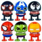 Avengers Shake Head Shining Doll