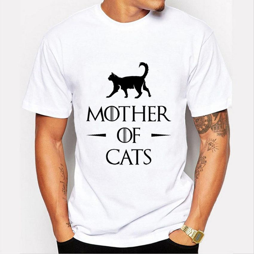 Game of Thrones Spoof Letter Mother of The Cats T-shirt