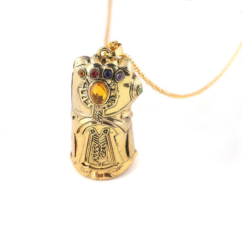 The Infinity Gauntlet Necklace