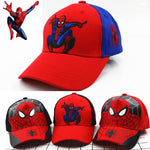 New Spider-Man Cap for Kids