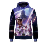 The Avengers3:Infinite War Iron Man Printing Hoodie