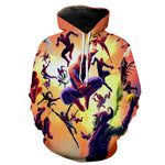 Into the Spider-Verse Spiderman Personalized Hoodie