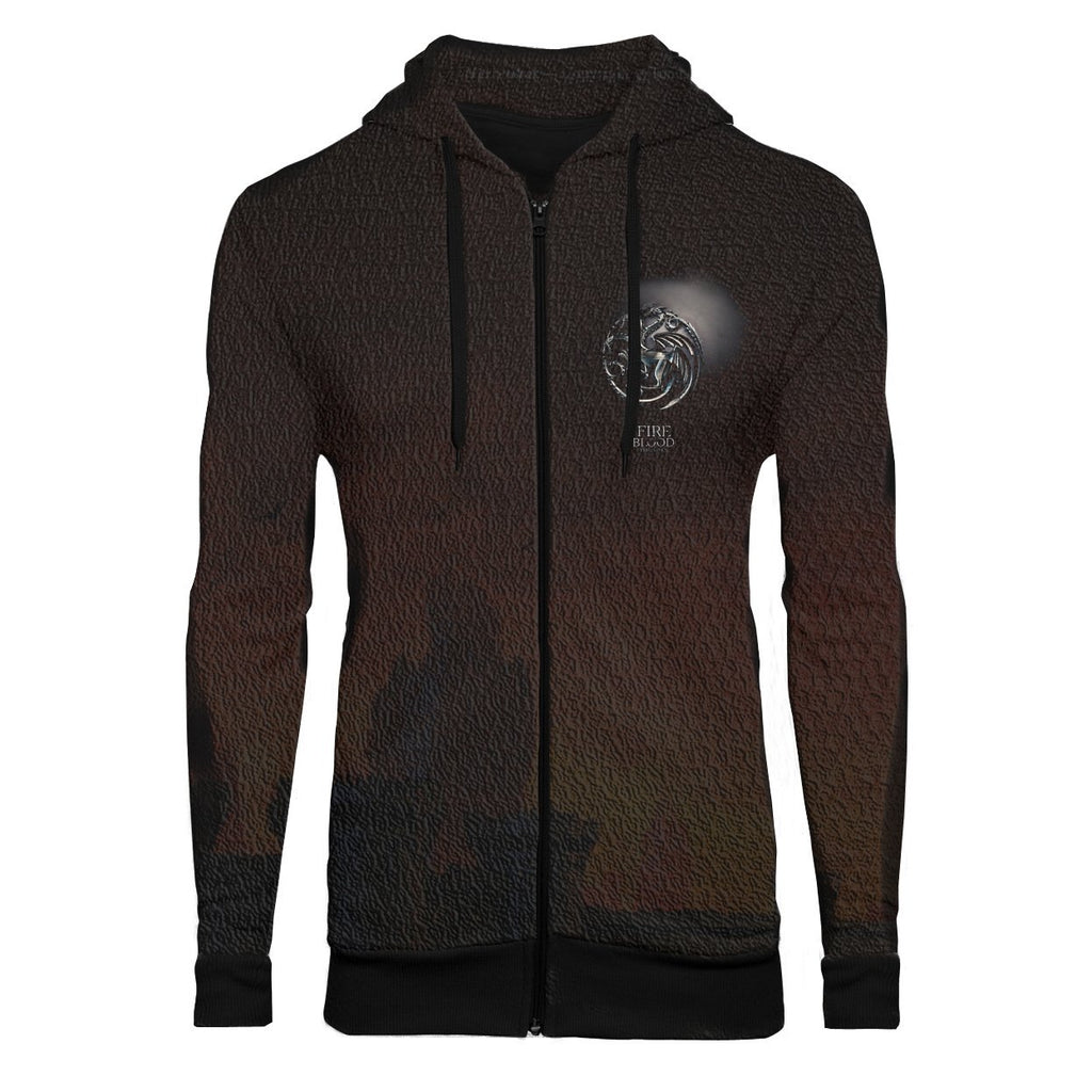 Game of Thrones Zipper Hoodie