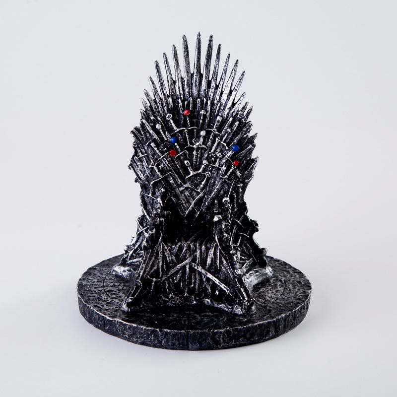 Game of Thrones Iron Throne Resin Craft Decoration