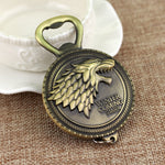 Game of Thrones House Stark Bottle opener