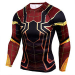 Spider-Man Sports Long Sleeve T-Shirt