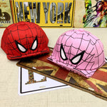 Spider-man Cute Baseball Cap For Kids