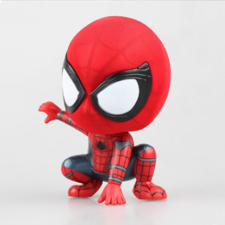 Shaking Head Spider-man Toy Model Car Decoration