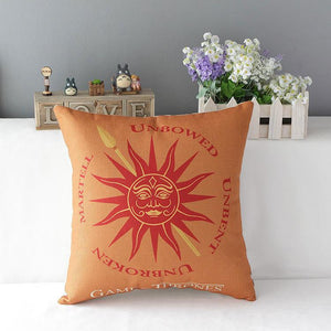 Game of Thrones House Martell Hold Pillow
