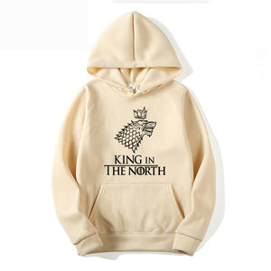 Stark Family King in The North Hoodie