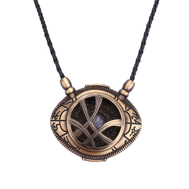 Doctor Strange Eye of Agamotto Luminous necklace