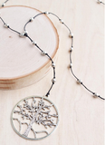 Tree of Life Alloy Necklace