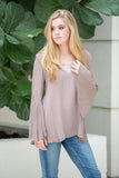 Francesca Silk Blouse