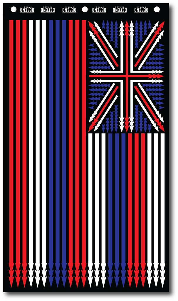 Hawai'i Spear Flag