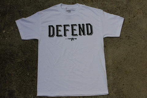 DEFEND ! BASIC  WHITE GRY/WHT/BLK