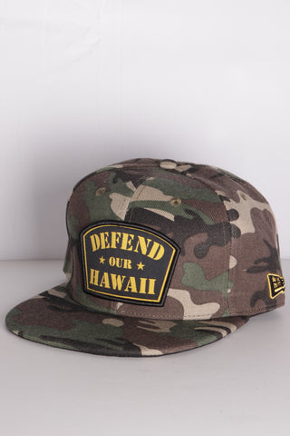 Our Hawai'i Snapback  Camo