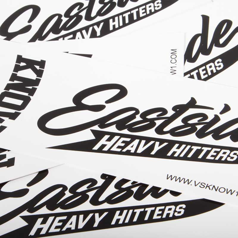 K1 ! HEAVY HITTERS SLAP STICKER '17