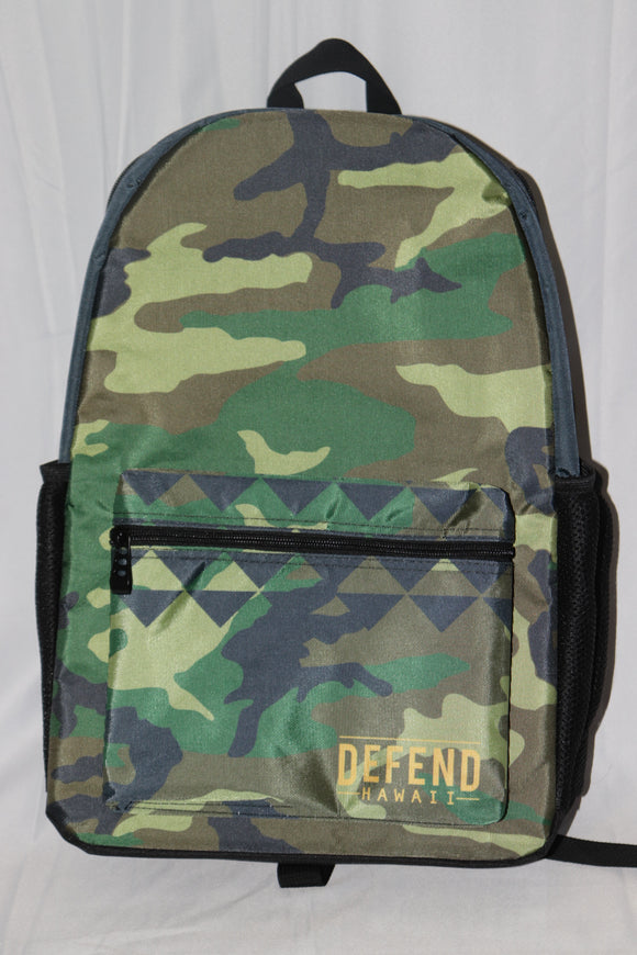 DH ! MAKE ALOHA NOT WAR BACKPACK