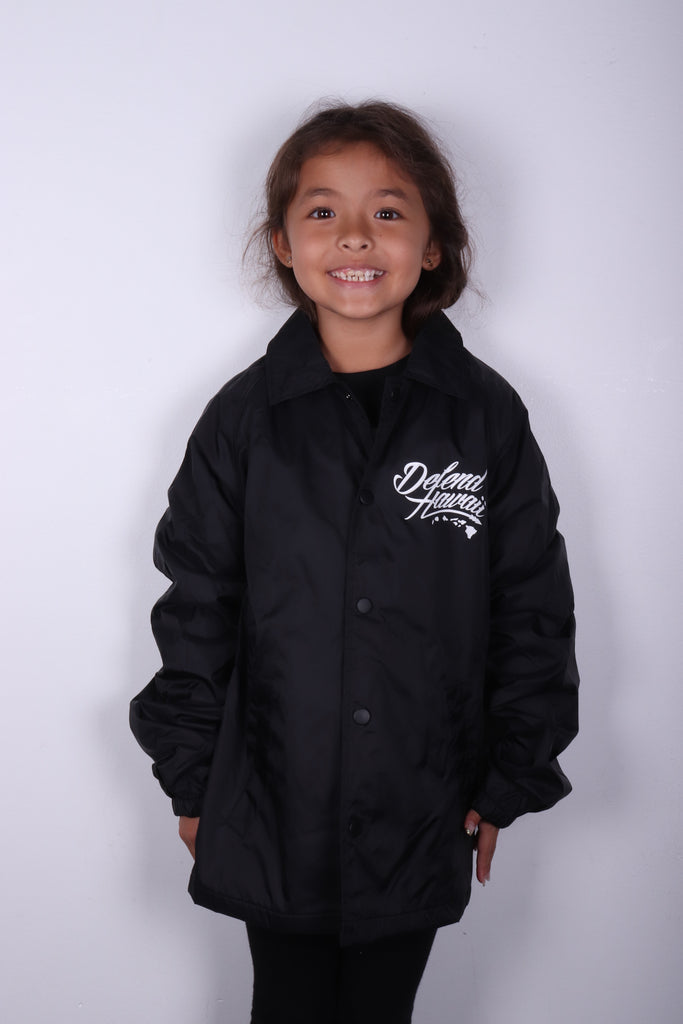 DH ! WILD REBEL KIDS COACHES JACKET