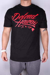 DH ! WILDSTYLE LOGO  BLACK/RED