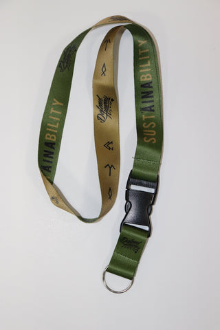 DH ! SUSTAINABILITY LANYARD