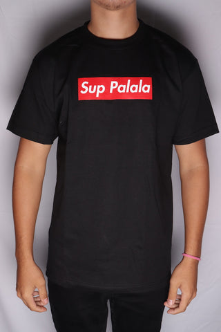 DH ! SUP PALALA  BLACK RED/WHT