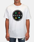 AND A WAKEA White Tee