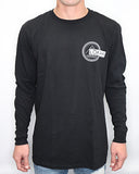 LOKAHI Black Long Sleeve Tee
