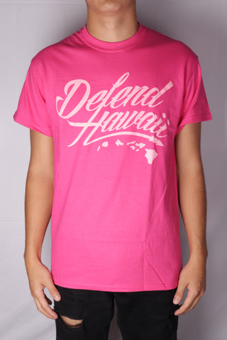 DH ! WILDSTYLE LOGO  HOT.PINK