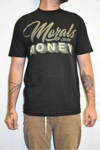 K1 ! OVER MONEY  BLK/DRK.GRN/GRY
