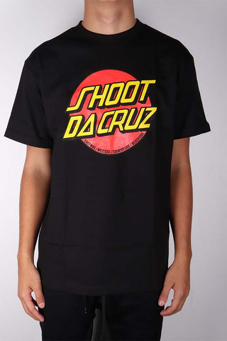 DH ! SHOOT DA CRUZ  BLACK YLW/RED/BLK