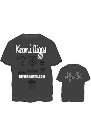KEONI DIGGS FIGHT SHIRT