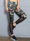 New camouflage yoga pants and quick-drying pants - DivinityCharm