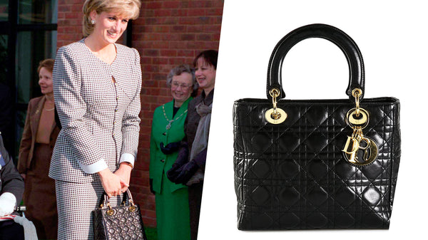 Classic Handbag Lady Dior Princess Diana favourite