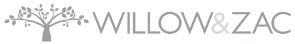 logo for Willow & Zac