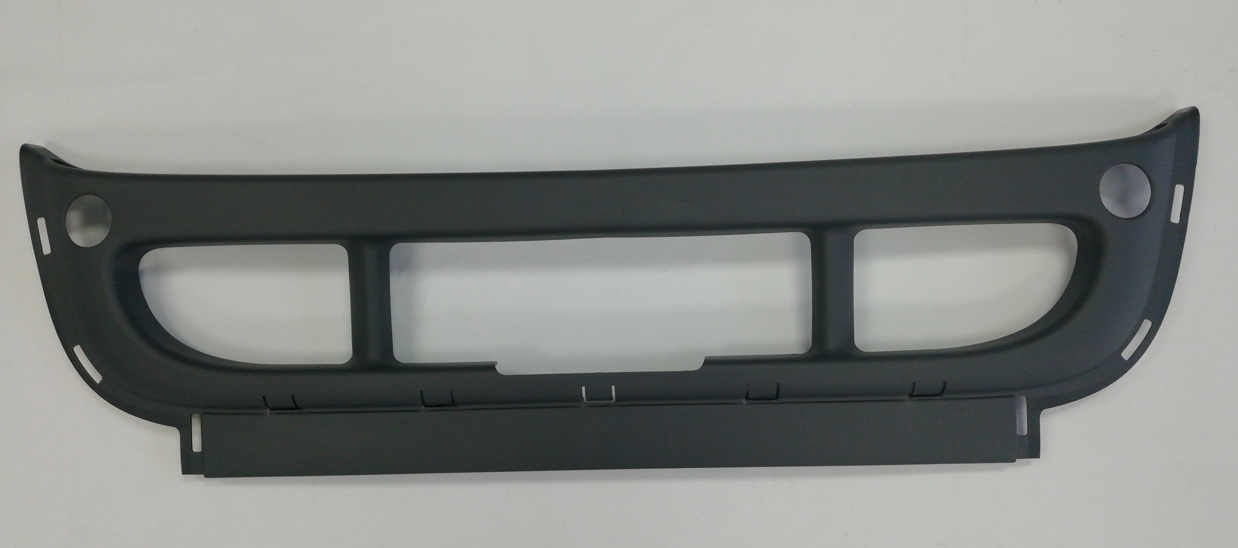 13358-N Freightliner Cascadia Center Bumper W/Holes For Trim Replaces Oem   21-28446-000 - BC Heavy Truck Solutions