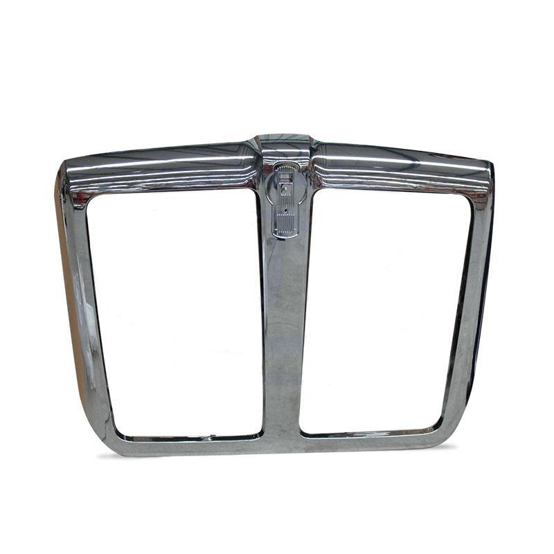 11570-N Kenworth T680 Grille Surround Chrome Replaces Oem  L29-1174-100 - BC Heavy Truck Solutions