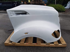 13801-N Kenworth T-680 Hood Fiber Glass 2014 & Newer Replaces OEM  L29-6149-20000 - BC Heavy Truck Solutions