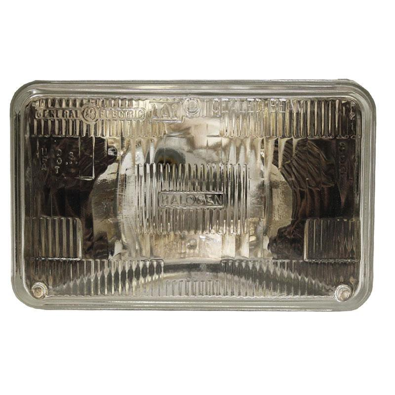 14191-N Kenworth T-800 Universal Headlight Square Small From 1 To 1 - BC Heavy Truck Solutions
