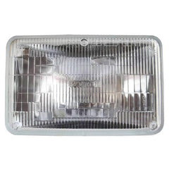 14192-N Kenworth T-800 Universal Headlight Square Small From 2 To 1 - BC Heavy Truck Solutions