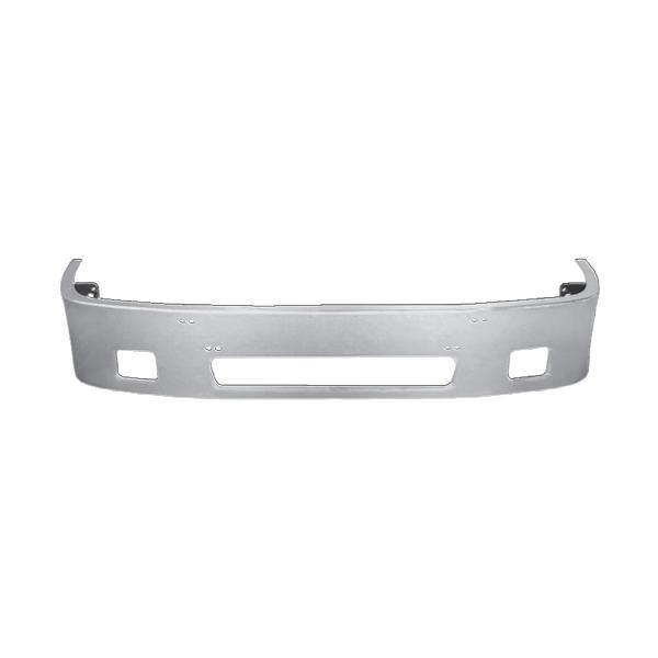 18342-N Freightliner Century Chrome Bumper 05-10 W/Holes F/Foglights Replace OEM A21-28177-001 - BC Heavy Truck Solutions