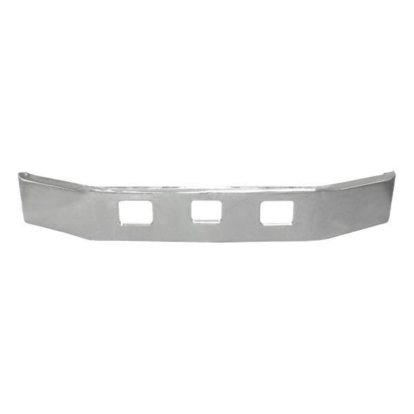 18508-N Freightliner 70 80 Bumper Chromed Original  11'' 3/16 Replaces OEM# 18415-16 - BC Heavy Truck Solutions