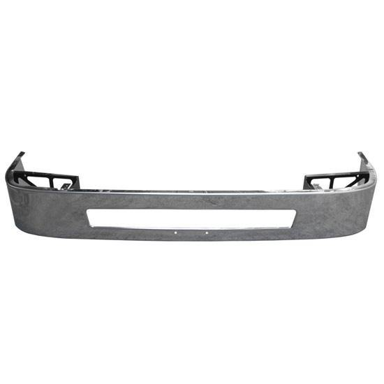 18510-N Volvo Vnl 670|730|780 2003-2017 Chrome Bumper W/O Foglight Holes 12'' 3/16 OEM MM0960NLSSC - BC Heavy Truck Solutions