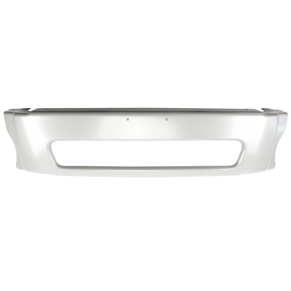 18732-N Freightliner M2 Painted Center Bumper Triangle Mount - BC Heavy Truck Solutions