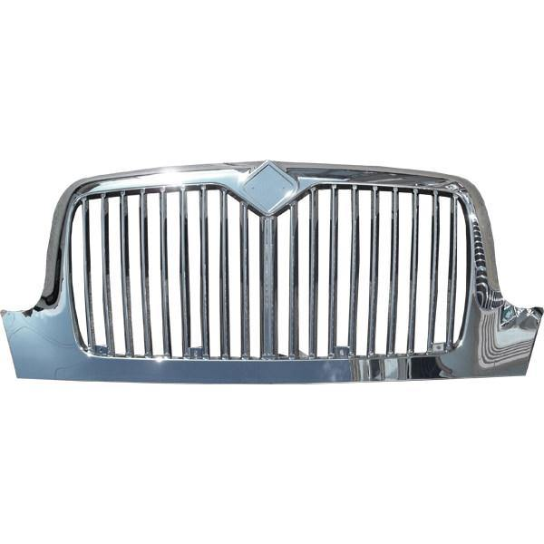 12270-N International 4300 Grille Replaces Oem  3564289C91 3564289C99 - BC Heavy Truck Solutions