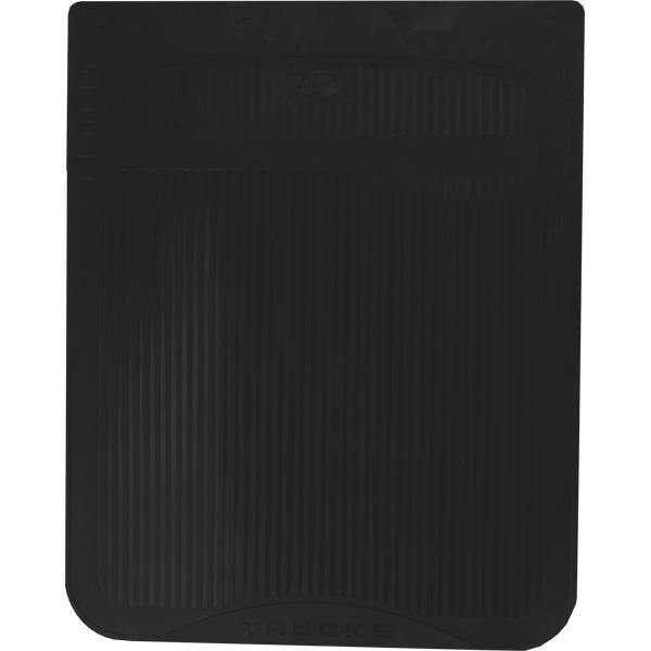 11861-N Universal Mudflap Black 24 X 30 - BC Heavy Truck Solutions
