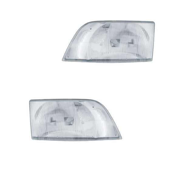 (15976) Volvo VNL/VNM Headlight - BC Heavy Truck Solutions