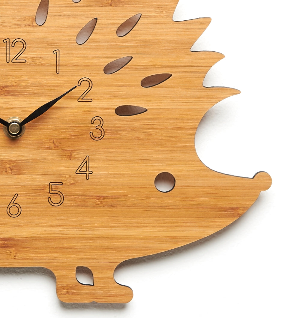 Personalised children clock